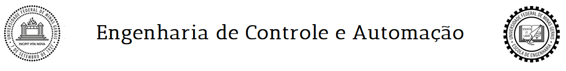 Engenharia de Controle e Automação Logotipo
